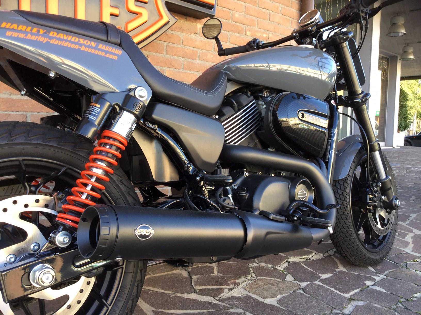XG750A Street Rod 750