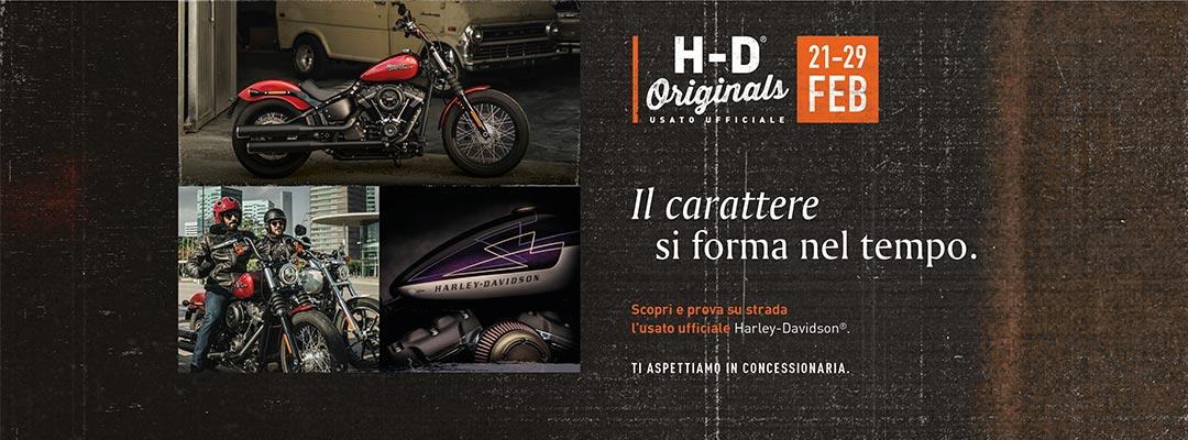 HD Originals | Il carattere si forma nel tempo
