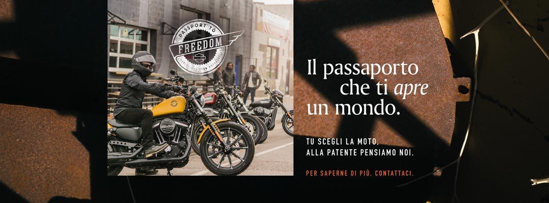 Harley-Davidson | Passport to Freedom